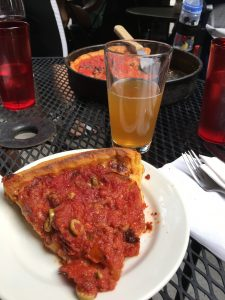 Gino's East Craft Brewery and Pizza