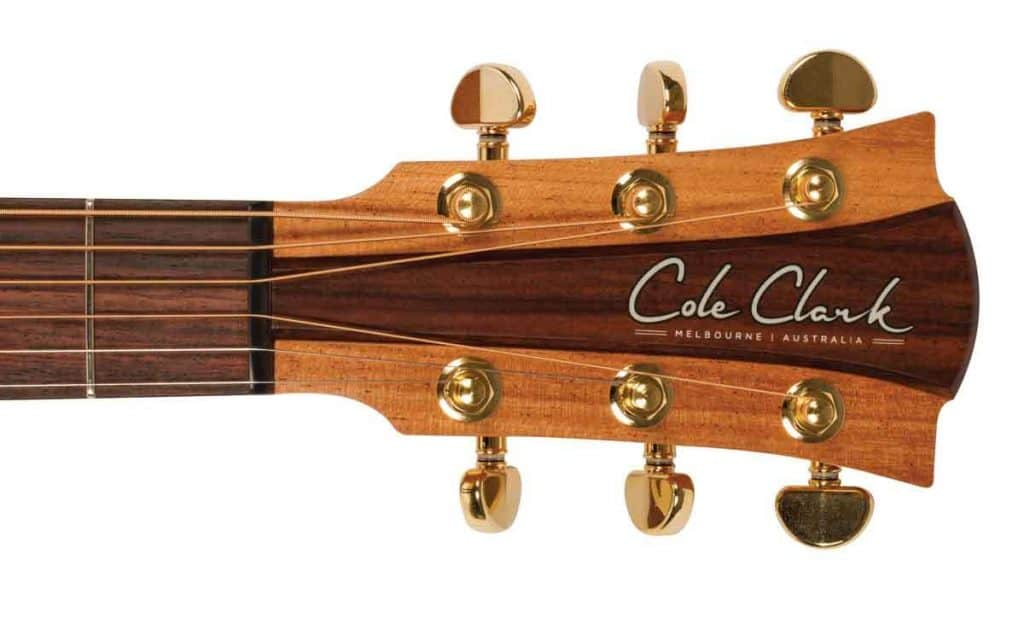 acoustic guitar from Cole Clark