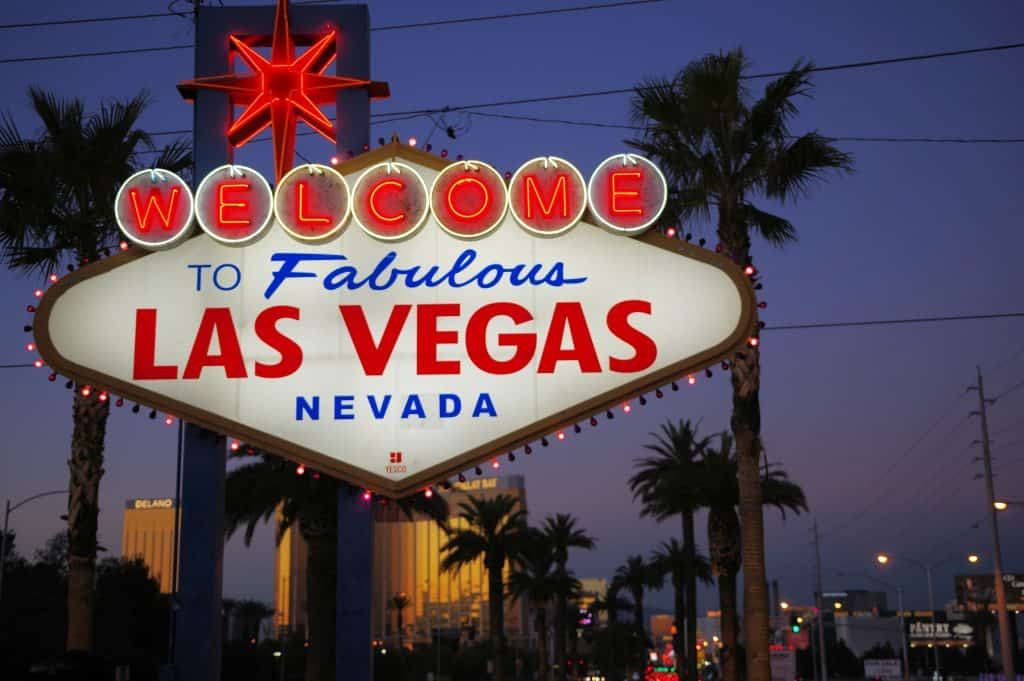 Bring Las Vegas home with your own man cave casino