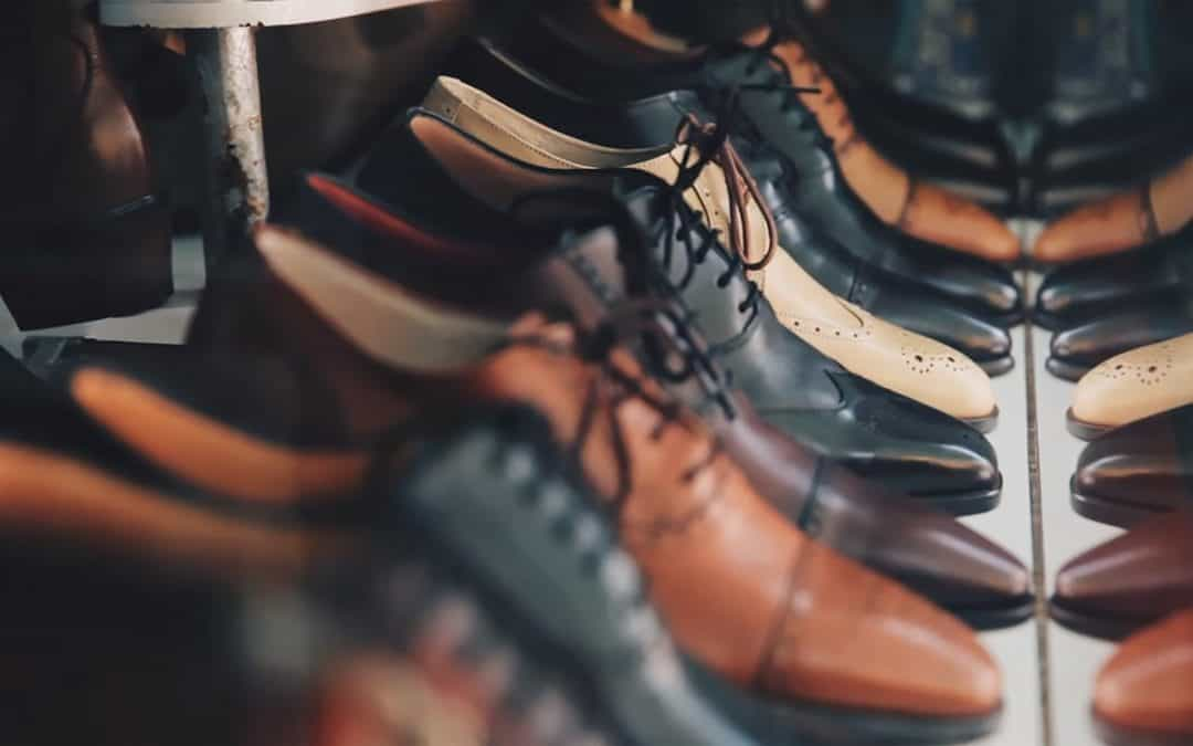 No Men's Wardrobe Is Complete Without an Assortment of Footwear