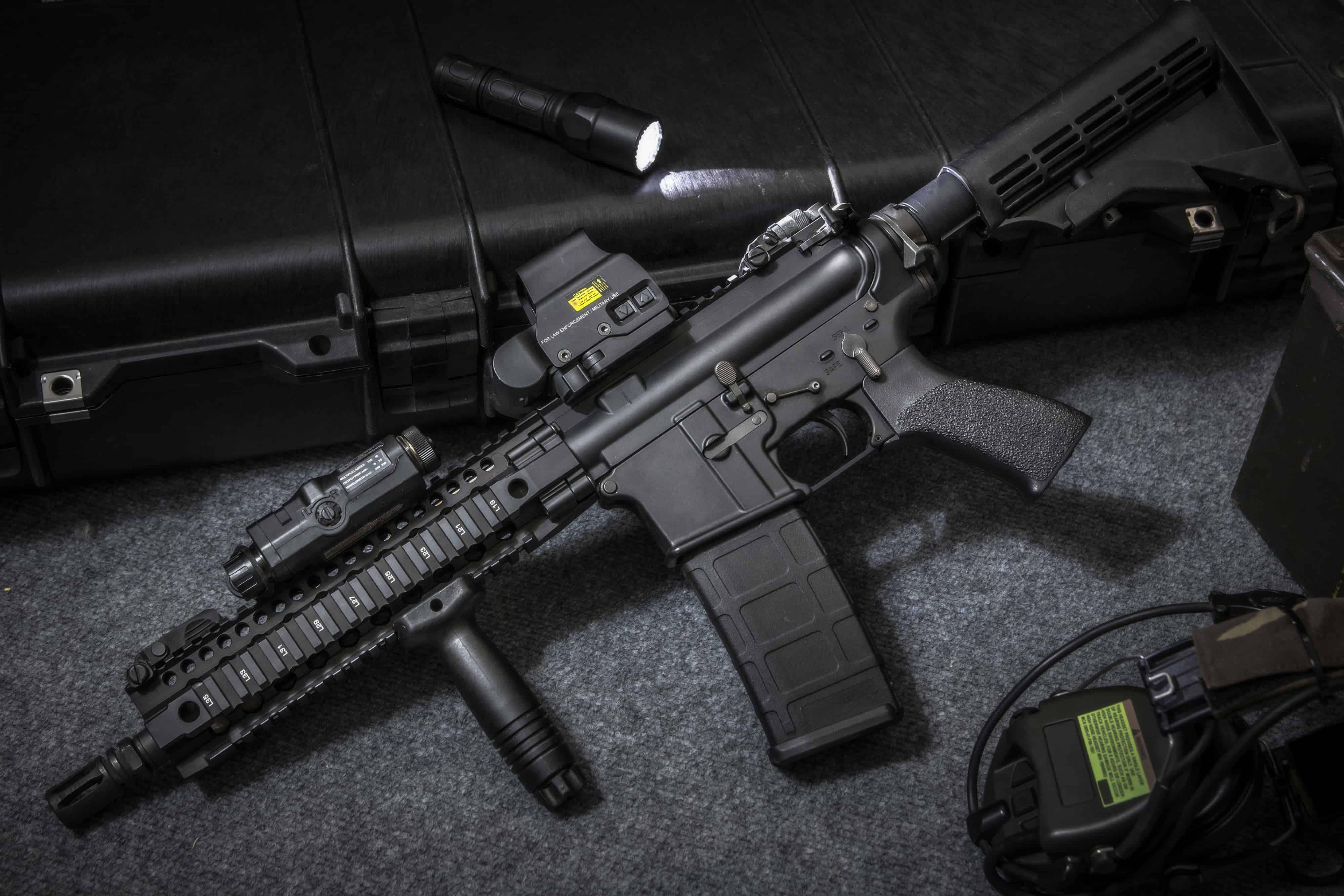 Common Rifles