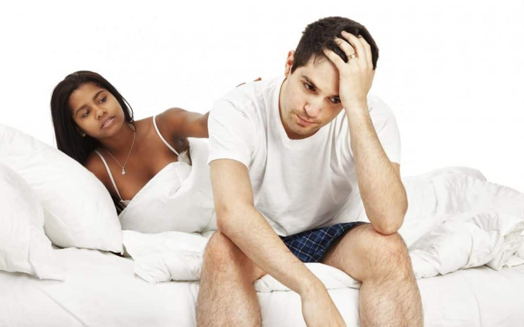 Common Signs in Men That May be Developing Erectile Dysfunction