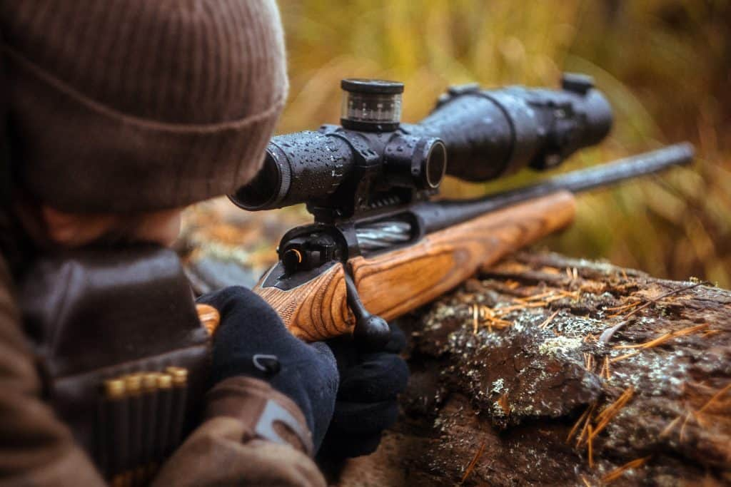 Stay Safe While Hunting